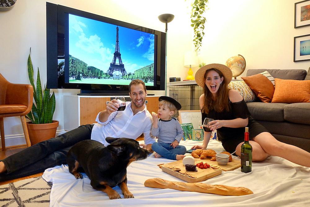 Paris - Travel at Home