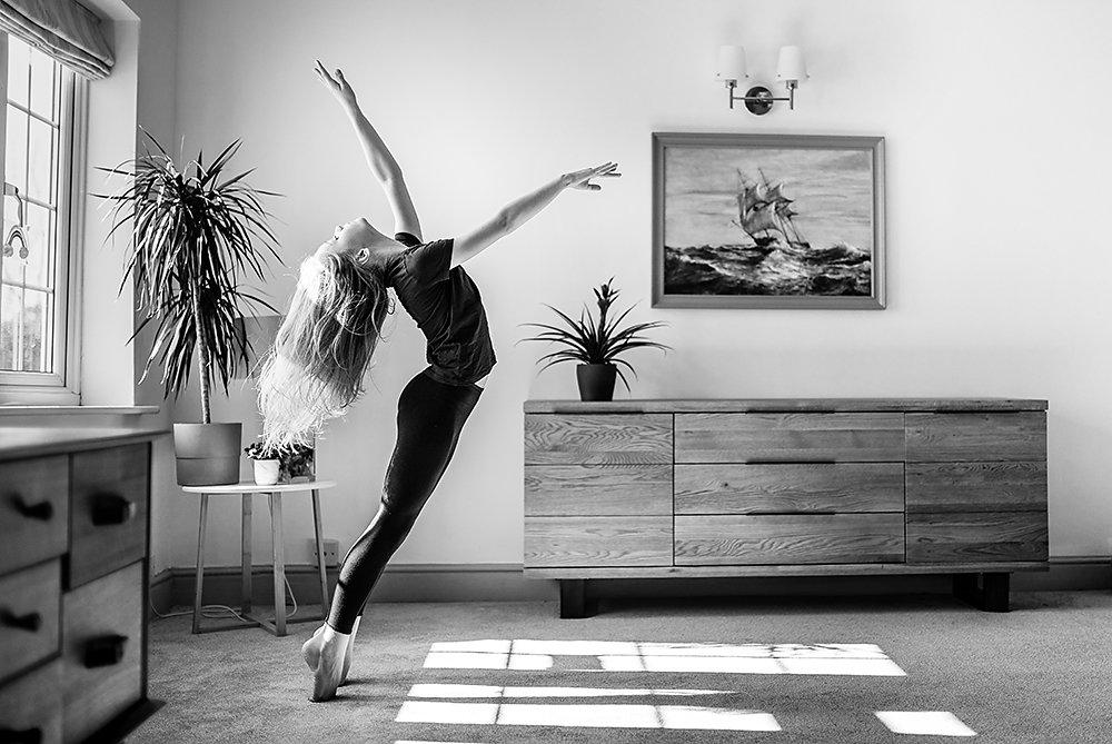 Lockdown ballet